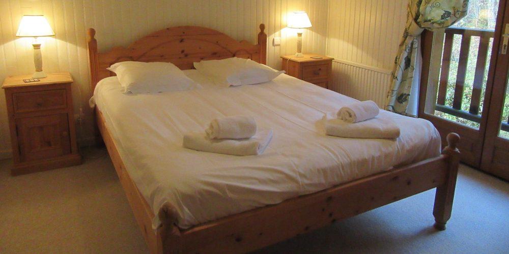 Résidence type Dordogne - chambre