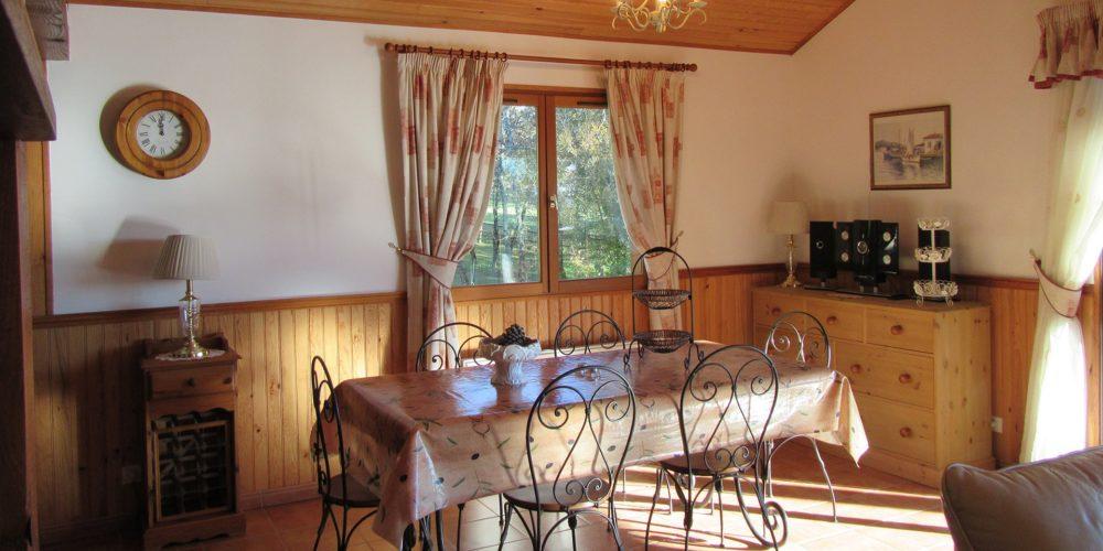 Résidence type Rocamadour - salle à manger