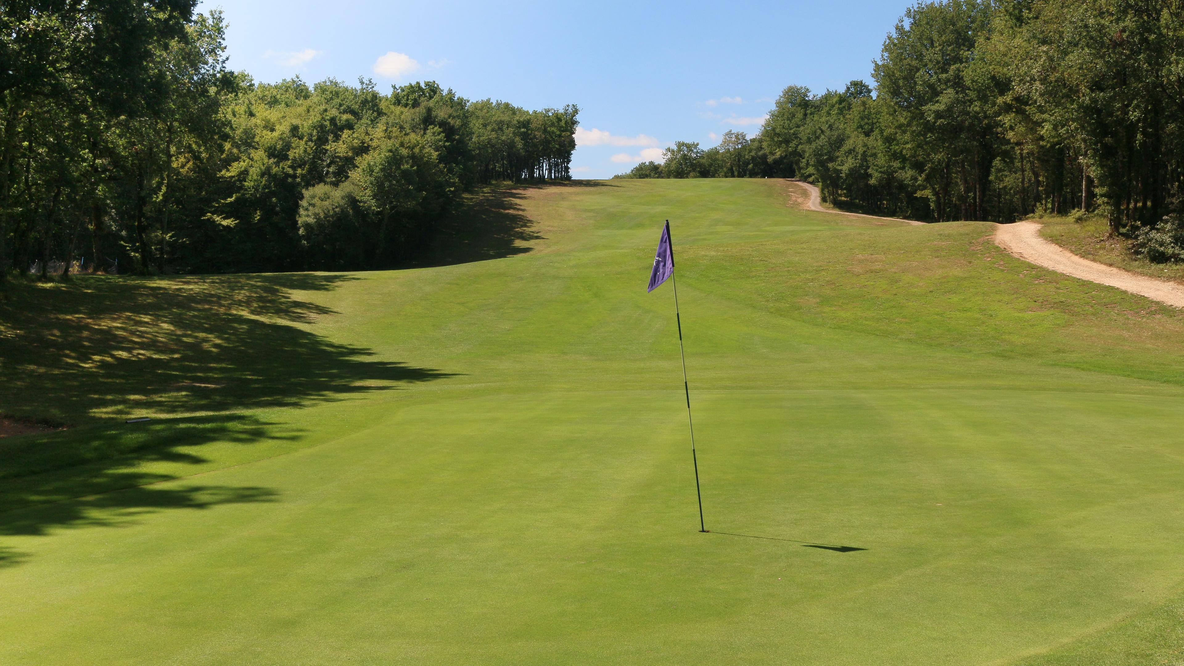 Trou numéro 18 - Golf de Souillac - Vallée de la Dordogne