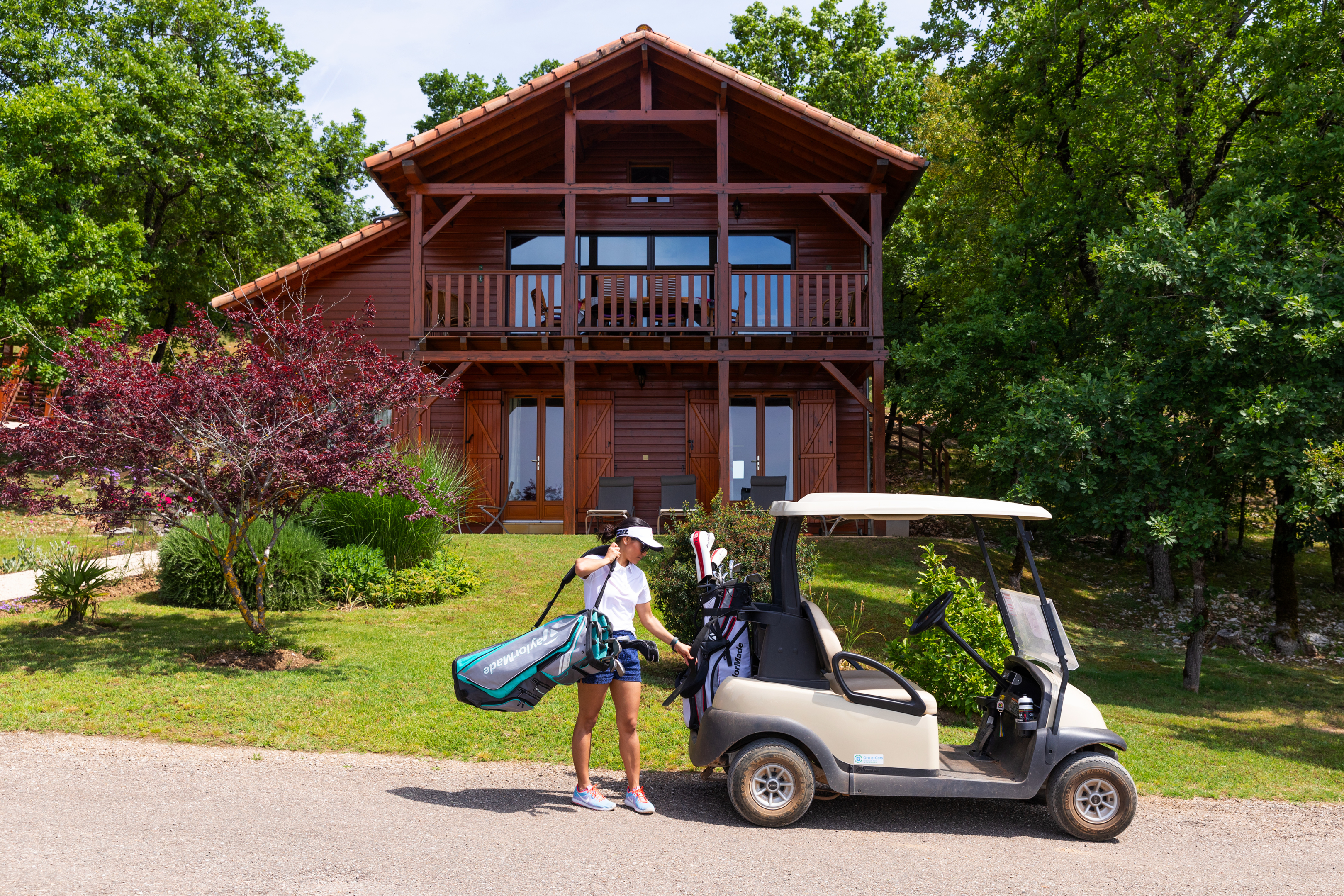 Lodge type Rocamadour